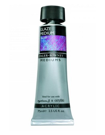 Glaze Medium Gloss 75ml. 128075119