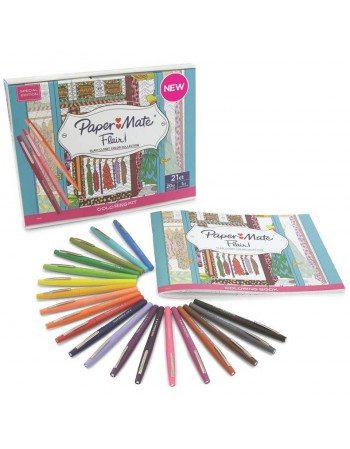 Set Coleccin Paper Mate Color Glamour Mujer 19923711992371
