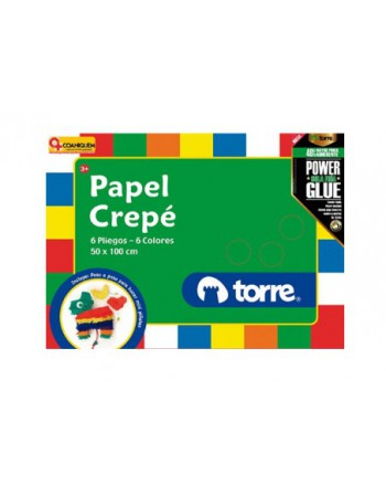 Bolson Papel Crepe Torre Imagia 23349