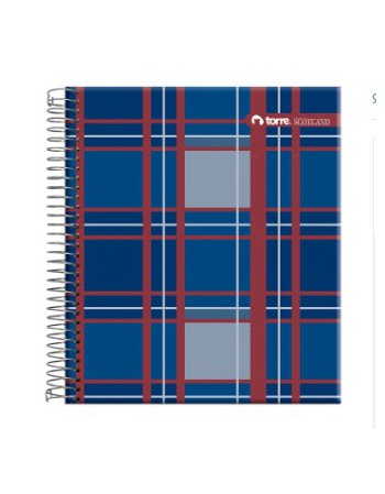 Cuad. Torre Limited Book Scotland 7mm 150H 26706