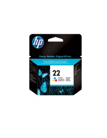 Cartridge HP C9352AL 22 Tricolor PSC1410/3910