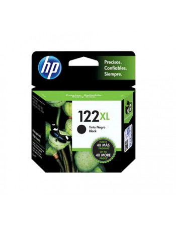 Cartridge HP CH563HL 122XL Negro 2050/J510