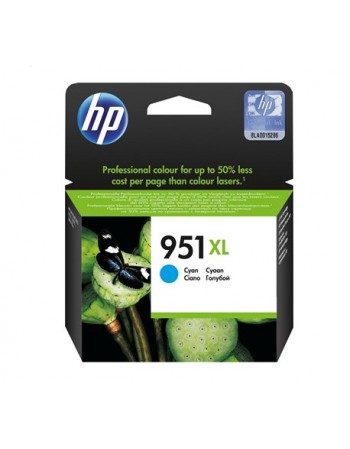 Cartridge HP CN046 951XL Cyan Officejet Pro 8100