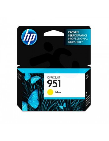Cartridge HP CN052AL 951 Amarillo 8100/8600