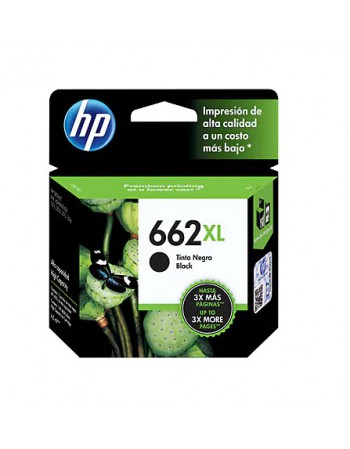 Cartridge HP CZ105A 662XL Negro 2515 360pag.
