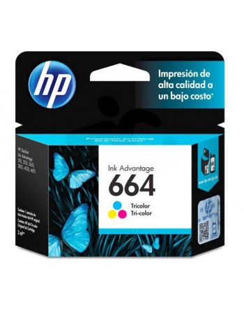 Cartridge HP F6V28AL 664 Color 100Pag. 4535 - 2135