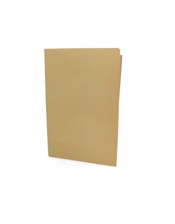 -Carpeta Pigmentada Color Beige