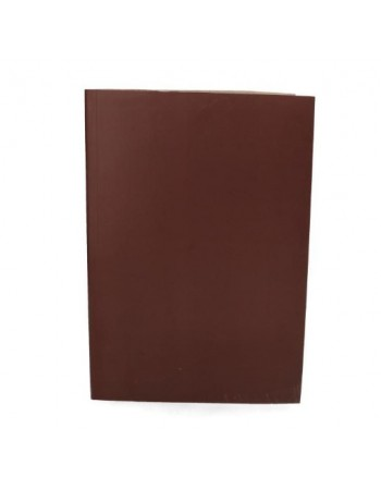-Carpeta Pigmentada Color Cafe