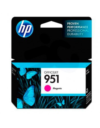 Cartridge HP CN051AL 951 Magenta 8100/8600