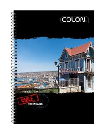 Cuad. Colon Book Paisaje 7mm 120H 27868