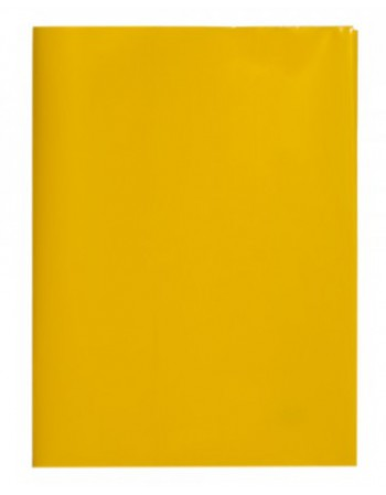 Forro Cuaderno College Color Amarillo