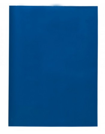 Forro Cuaderno College Color Azul