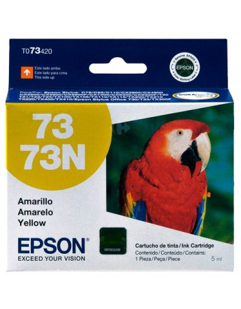 Cartridge Epson TO73420 73 Amarillo P/C79/CX3900