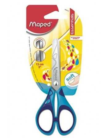 Tijera Maped Essentials SOFT 13 cm.