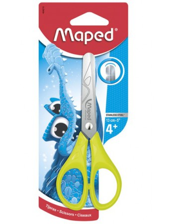 Tijera Escolar Maped Essentials 13cm 464210 50320291