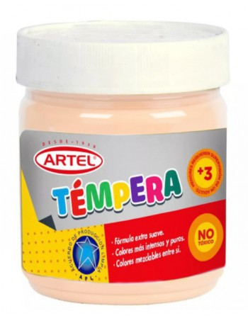 Frasco Tempera 100ml Artel N81 Rosa Carne 10021781