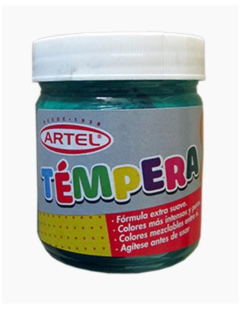 Frasco Tempera 100ml Artel N51 Verde Claro 10021751