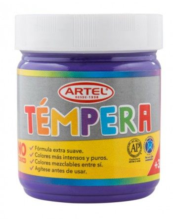 Frasco Tempera 100ml Artel N46 Violeta 10021746