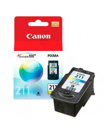 Cartridge Canon CL-211 Tricolor P/MP490/MX320