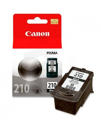 Cartridge Canon PG-210 Negro P/MP490/MX320