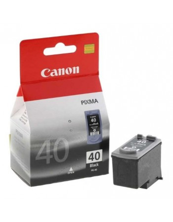 Cartridge Canon PG-40 Negro P/IP1600/MP180/MP210