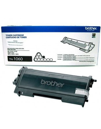 Toner Brother TN-1060 Negro 1000 Pag. HL-1112 HL-1110