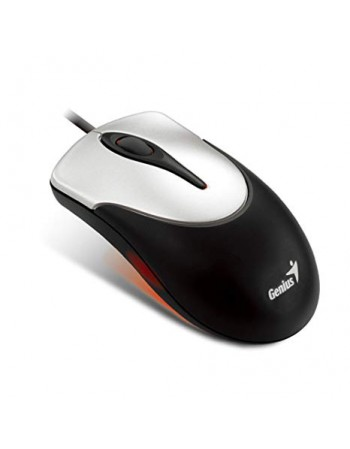 Mouse Genius NetScroll 100 c/Cable USB Black 31010001400