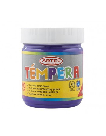 Frasco Tempera 100ml Artel N44 Azul Ultramar 10021744