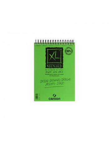 Croquera ssp XL Reciclable Draw 50s A4 160gr.  7128A