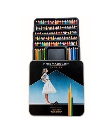 Lapices de Colores Prismacolor 132 Colores 04484
