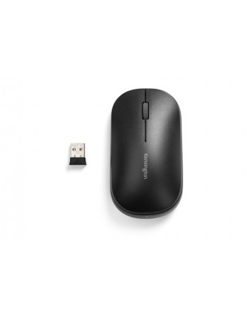 Mouse Kensington SureTrack Dual Wireless Negro K75298 BT+W